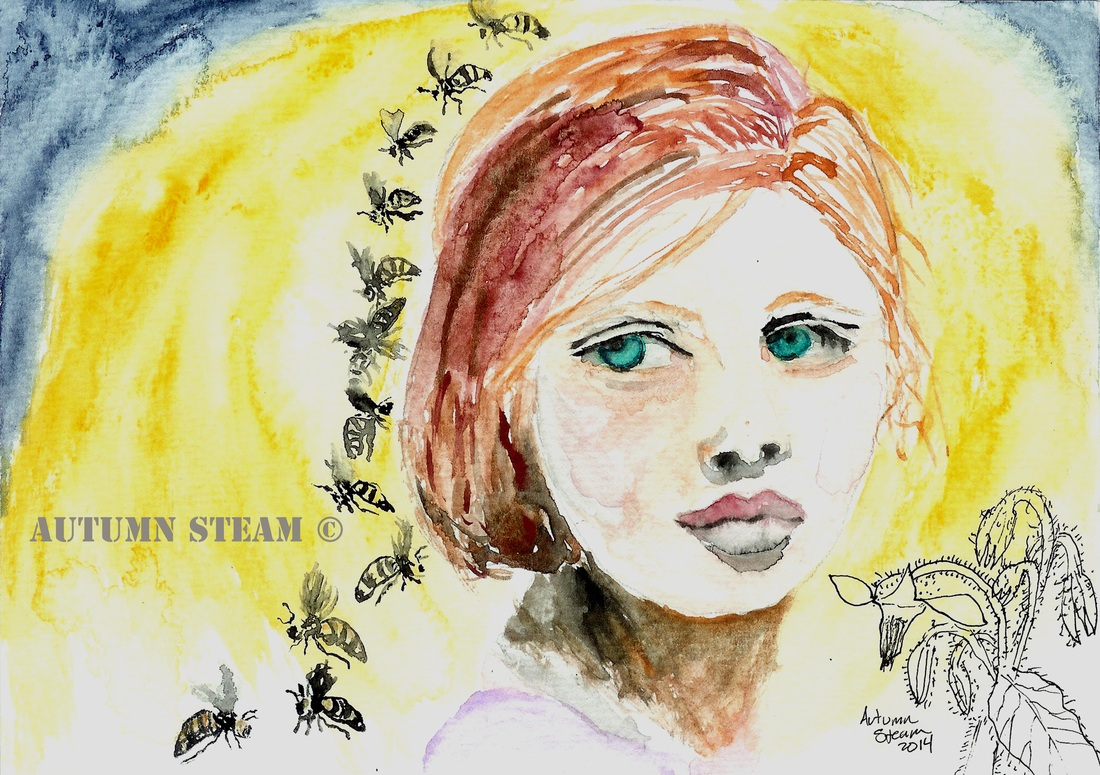 The beekeepers soul by Autumn Steam